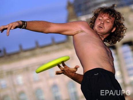 Украина признала фрисби официальным видом спорта