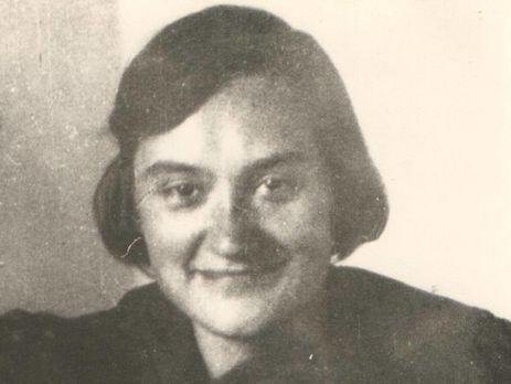 Ирина Хорошунова. Киев, 1942 год