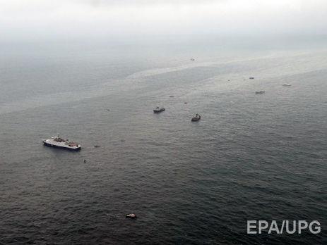 СМИ докладывают оразрушенном «черном ящике» Ту-154