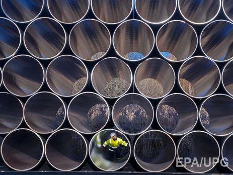 «Нафтогаз»: транзит газа из Российской Федерации через государство Украину уменьшился на19%
