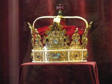 Реконструкция короны Даниила Галицкого в музее Волынской иконы