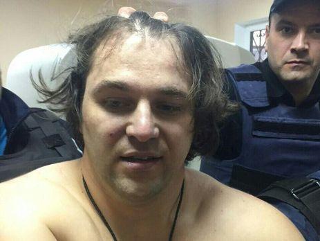Расстрелявшего полицейских вДнепре «торнадовца» Пугачева признали вменяемым