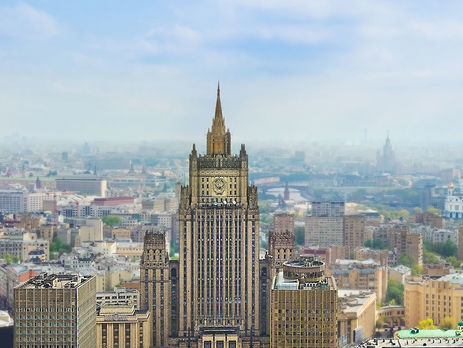 РФ высылает 35 американских дипломатов