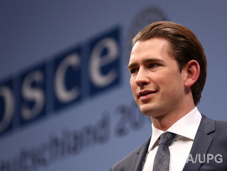 Руководитель МИД Австрии желает ослабить антироссийские санкции