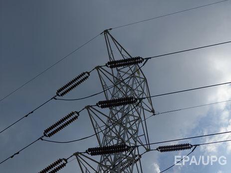 Неменее 6,5 тыс. граждан Крыма остались без электроснабжения из-за плохой погоды