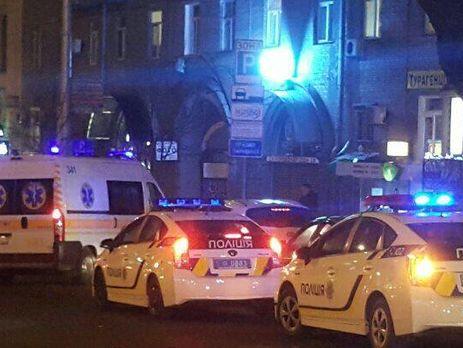 В милиции сказали детали стрельбы вцентре украинской столицы