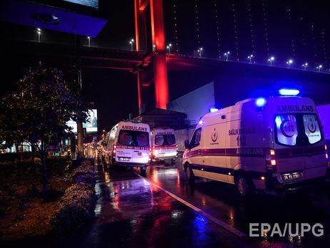 Стрельба вночном клубе вцентре Стамбула. Жертвами стали 39 человек