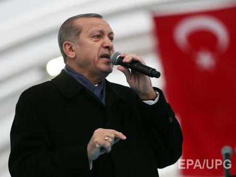 Эрдоган назвал главную цель кровавой бойни вночном клубе— Теракт вСтамбуле