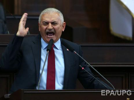 Премьер Турции: Убийца встамбульском клубе небыл одет вкостюм Санты