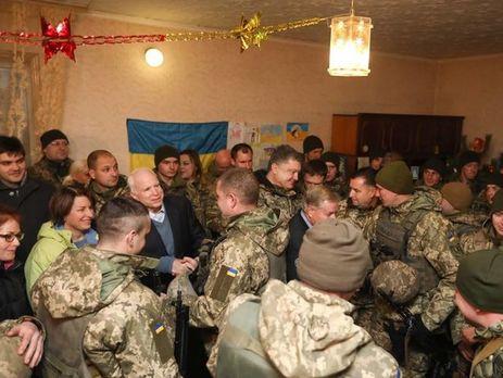 Прибывшие вГрузию сенаторы США обещали ужесточить антироссийские санкции