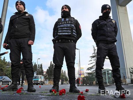 ВТурции задержали 8 подозреваемых всовершении атаки наночной клуб