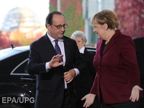 Ангела Меркель вновь непоедет нафорум вДавос