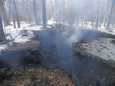 ВоЛьвовской области неизвестные сожгли музей УПА