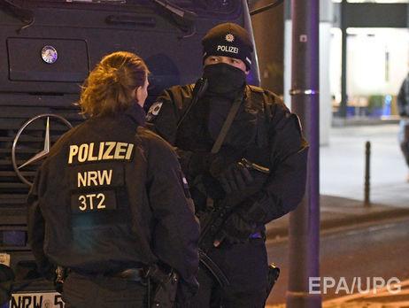 ВГермании предотвратили теракт наНовый год