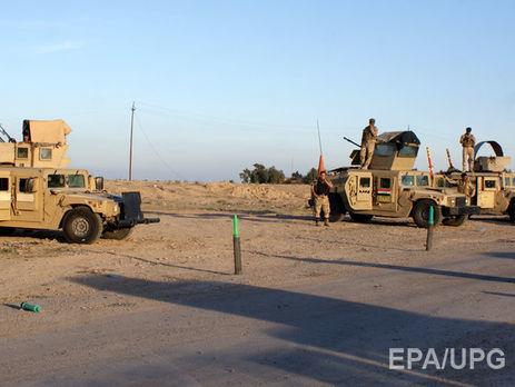 Террористы-смертники напали наполицейские участки вИраке, убиты семь силовиков