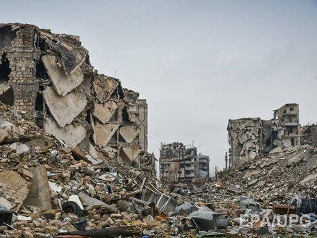 Путин объявил опрекращении огня вСирии