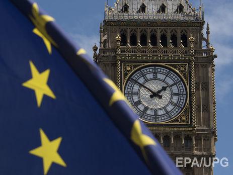 Посол Англии вЕС ушел вотставку