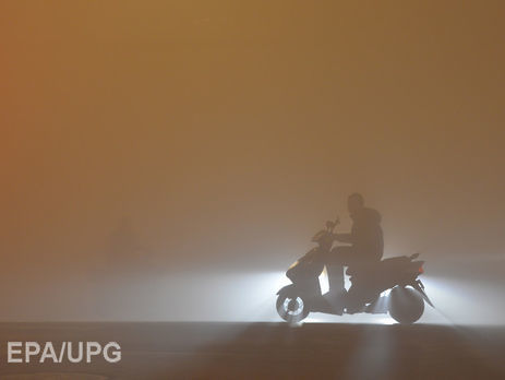 КНР впервый раз объявил наивысший уровень опасности из-за смога