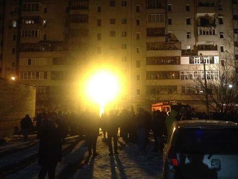Обвал вжилом доме вСумах: один человек умер