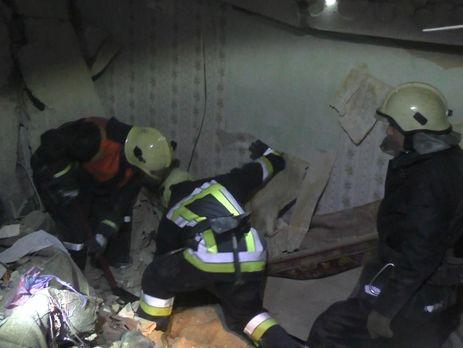 ВСумах открыли уголовное дела после взрыва вмногоквартирном доме
