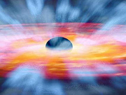 NASA запустит миссию поизучению темных дыр