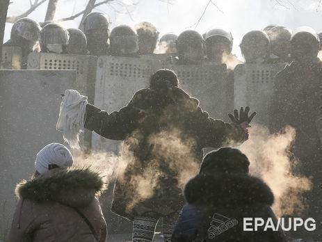 Поделу оборганизации разгона Майдана пошел под суд 1-ый подозреваемый