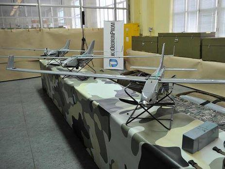 «Укроборонпром» готов поставлять армии 100 беспилотников вгод