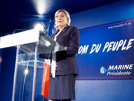 Кандидату впрезиденты Франции могут запретить заезд в Украинское государство