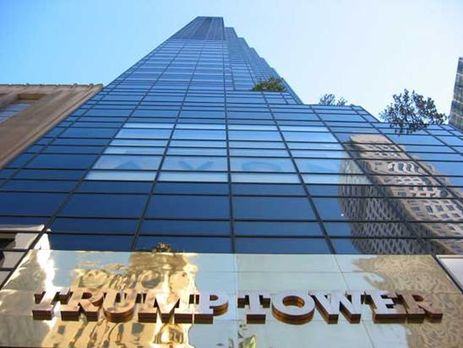 Трамп отказался от возведения жилого комплекса вБатуми