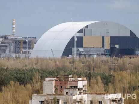 Радиационный фон вокруг ЧАЭС упал вдва раза благодаря установленной Арке
