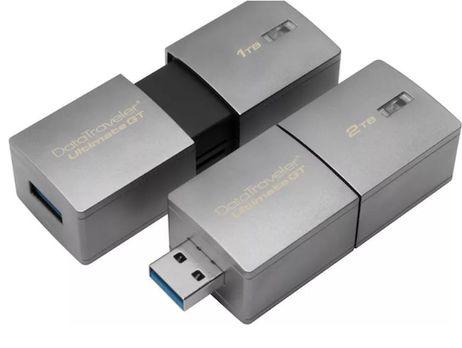 Компания Kingston представила флешку на2 терабайта