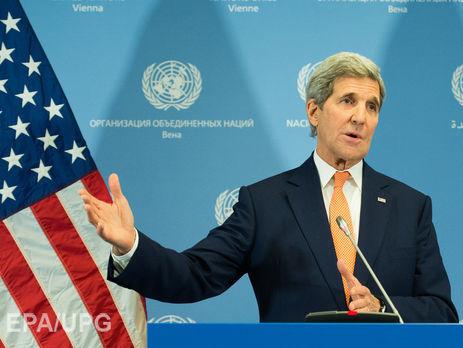 Керри признал результаты борьбы РФ сИГ вСирии