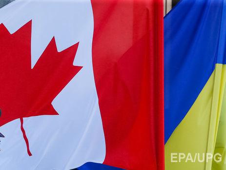 Диаспора изКанады проинформировала наДонбасс 11 тонн гуманитарной помощи