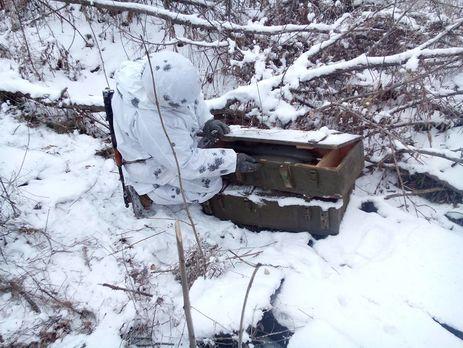 Взоне АТО предотвратили теракт около канала «Северский Донец— Донбасс»