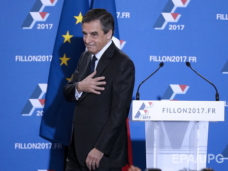 Фийон иЛеПен вышли во 2-ой тур президентских выборов