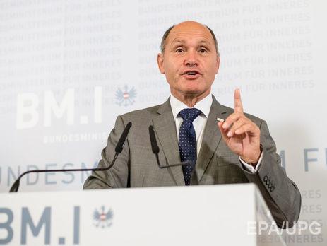 Австрийская Республика хочет продлить пограничный контроль на неизвестный срок