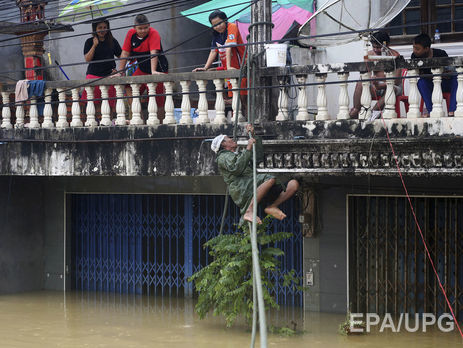 Число жертв в итоге наводнений вТаиланде выросло до 18 человек