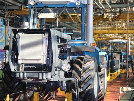 Вгруппе DCH сообщили озапуске Харьковского тракторного завода