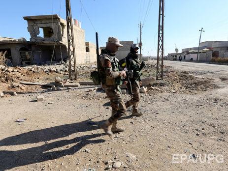 При налете ВВС коалиции вМосуле были убиты 15 мирных граждан