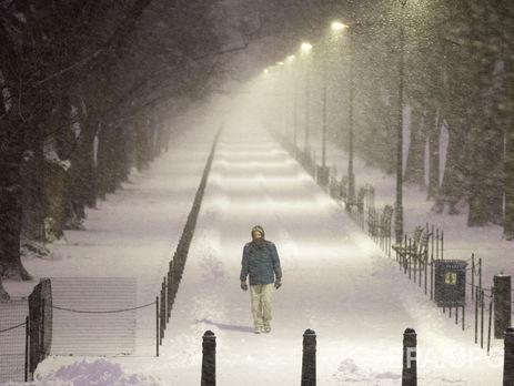 Неменее 20 человек стали жертвами аномальных холодов вевропейских странах