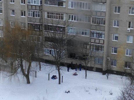 ВСумах произошел взрыв вквартире, три человека пострадали