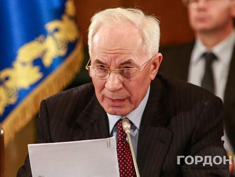 Экс-премьер-министр Украины проиграл все дела против СБУ