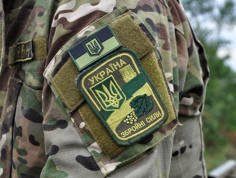 Вминистерстве обороны Украинского государства поведали осамоубийствах бойцов ВСУ