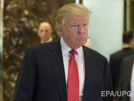 Агентура  США сообщила  оналичии уРФ компромата наДональда Трампа
