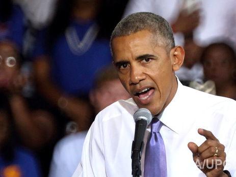 Обама: Политика Нетаньяху препятствует созданию будущего палестинского государства