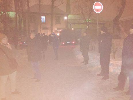 В Киеве напали на охрану Лукьяновского СИЗО