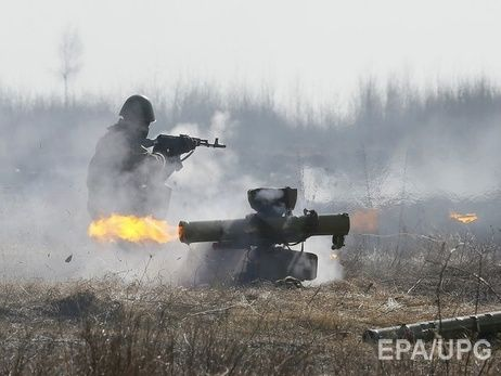 Боевики ведут обстрел Красногоровки наДонбассе итяжело ранили мирного жителя