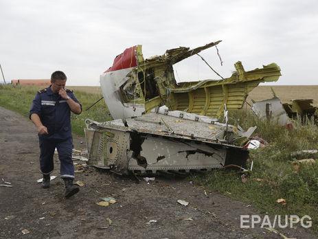 Родственники жертв MH17 хотят попросить о обновлении поиска останков