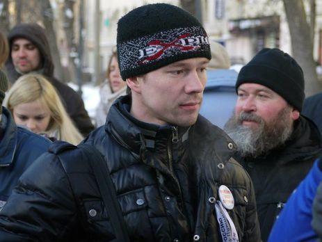 Ильдар Дадин доставлен вИК-5 вАлтайском крае