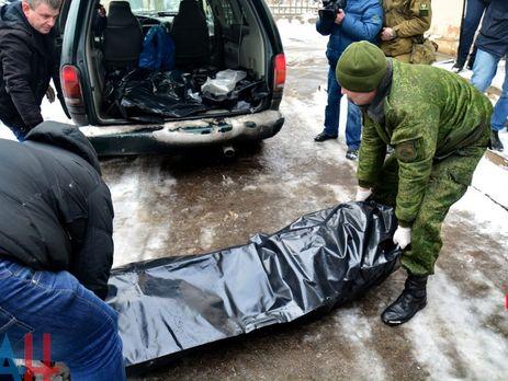 Донбасс: трое бойцов ВСУ погибли, подорвавшись намине улинии обороны ДНР